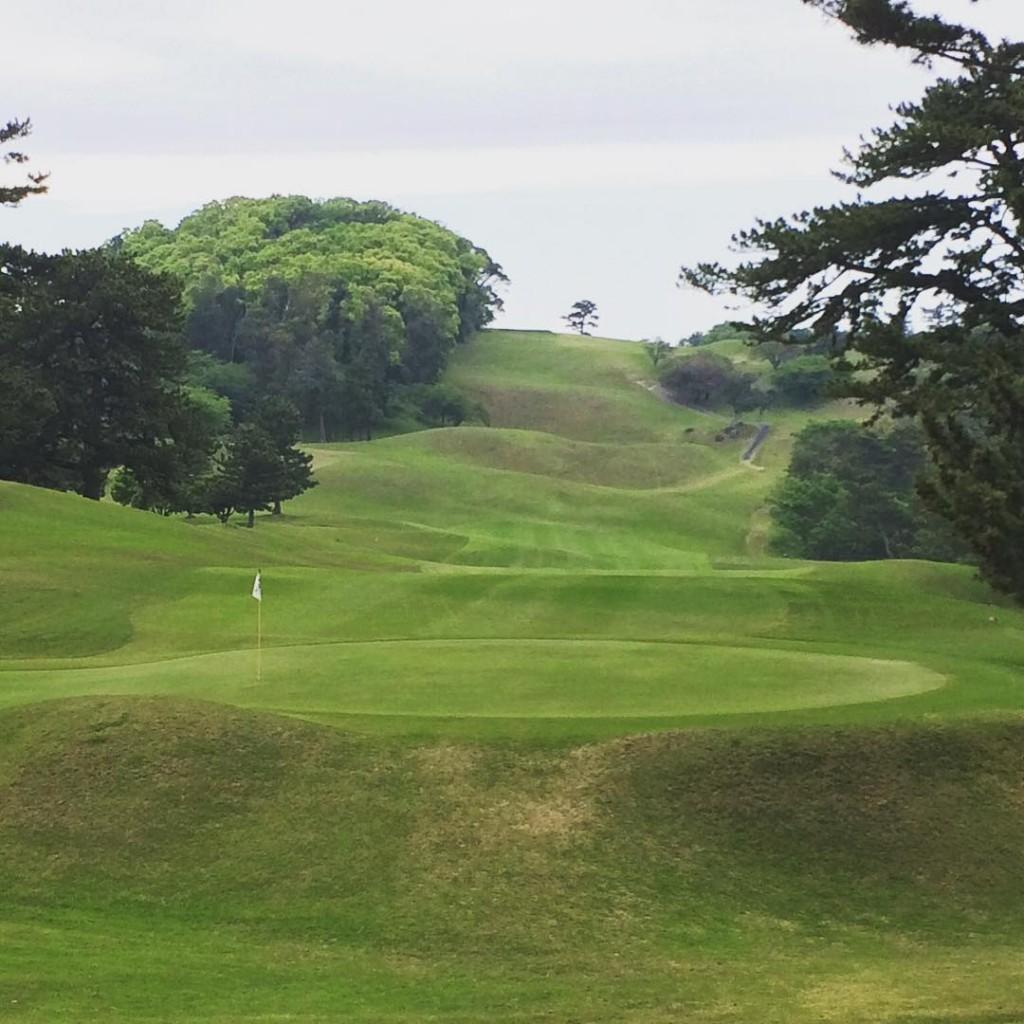 Kawana Golf Resort Izu Peninsula Fuji Course Japan Top 100hellip