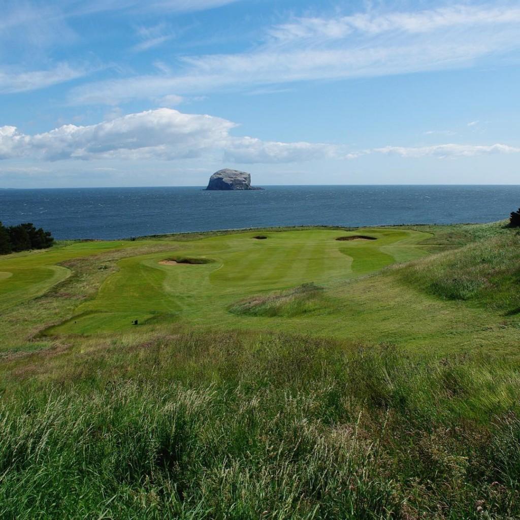 The Glen North Berwick Scotland A fun course with greathellip