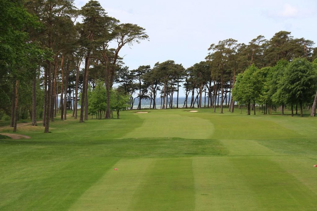 Barsebck GampCC Sweden Master Course Nice Course on sandy soilhellip