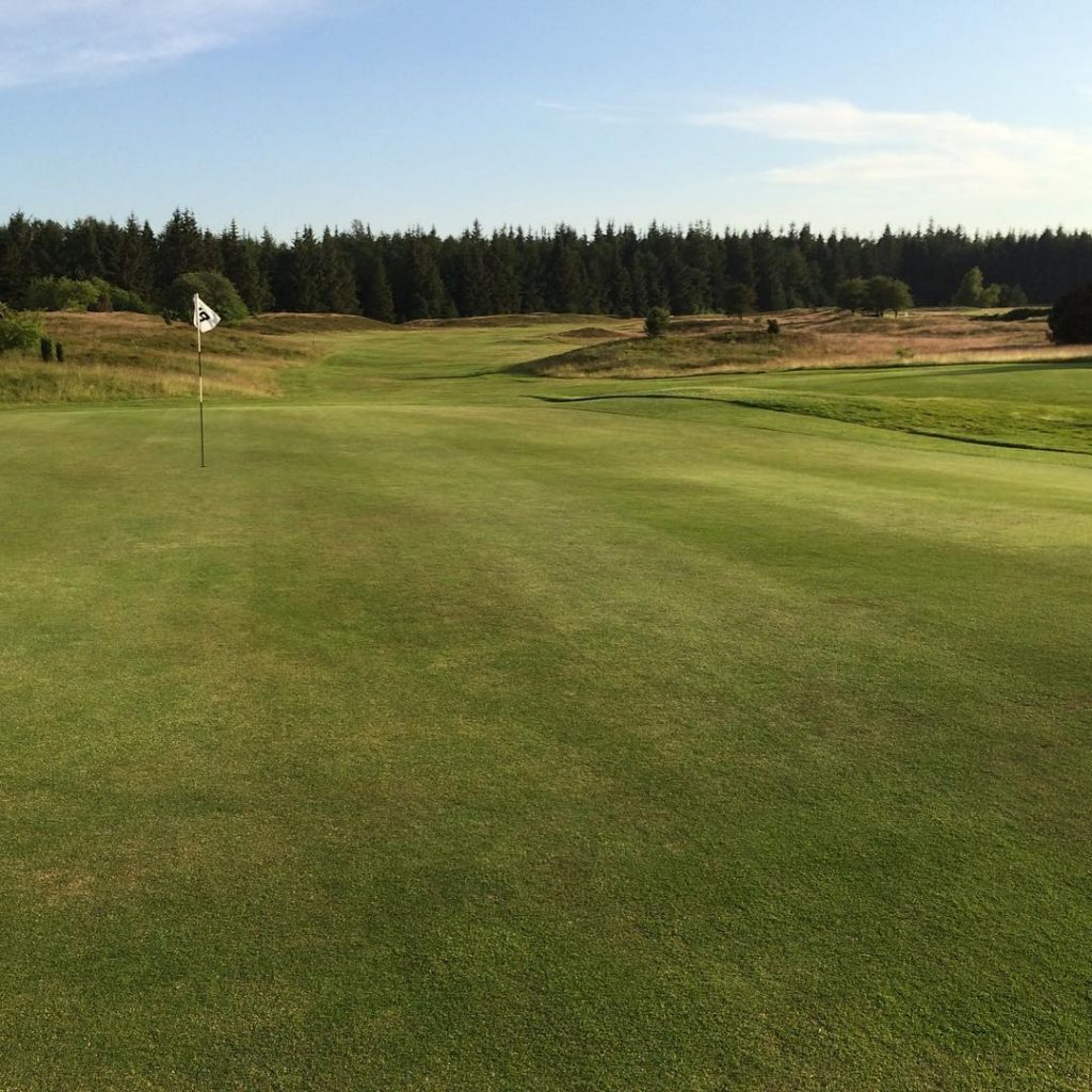 GC Lohersand Rendsburg Germany Hole 18 A hidden gem inhellip