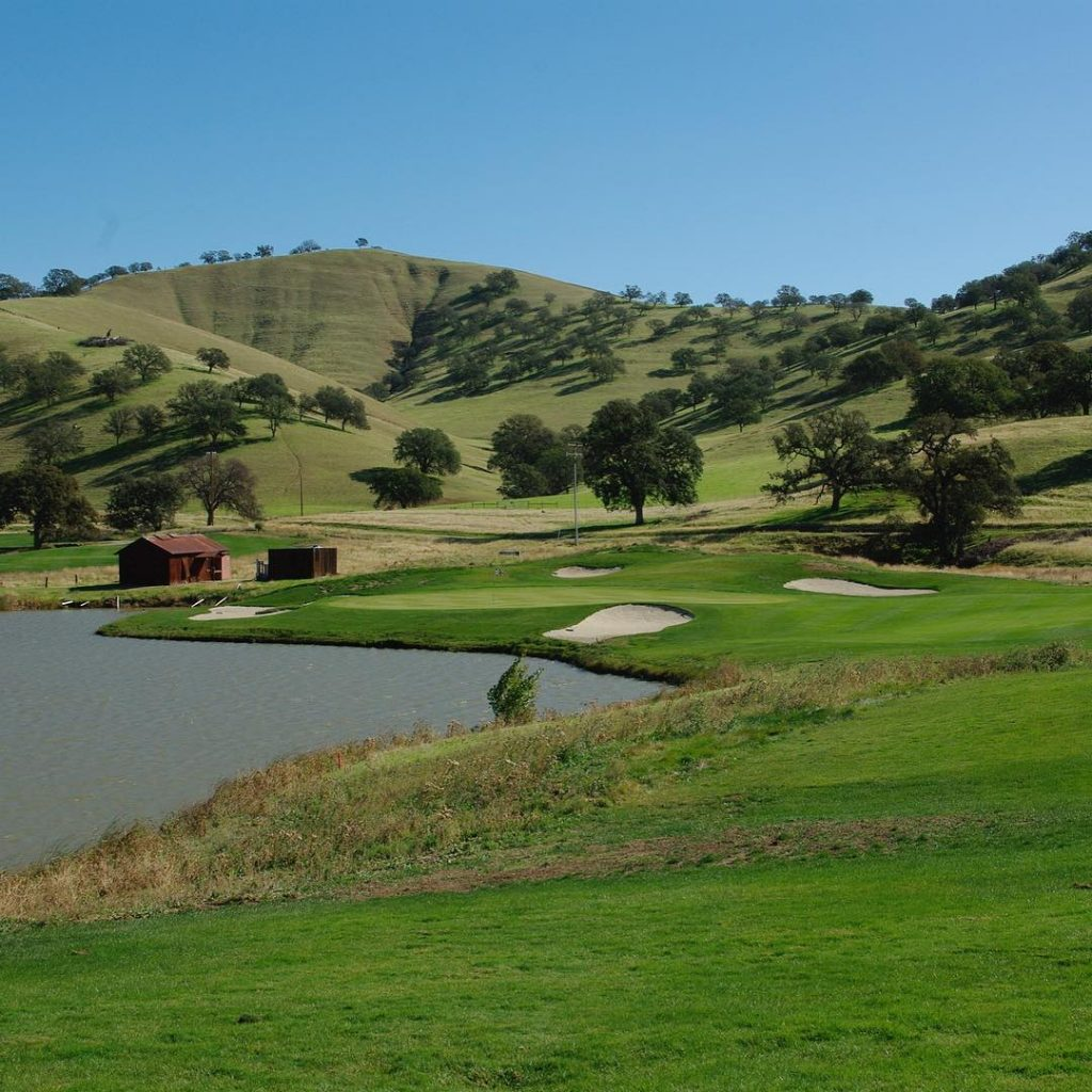 The Ranch at Diablo Grande GC Patterson California golf golfcoursehellip