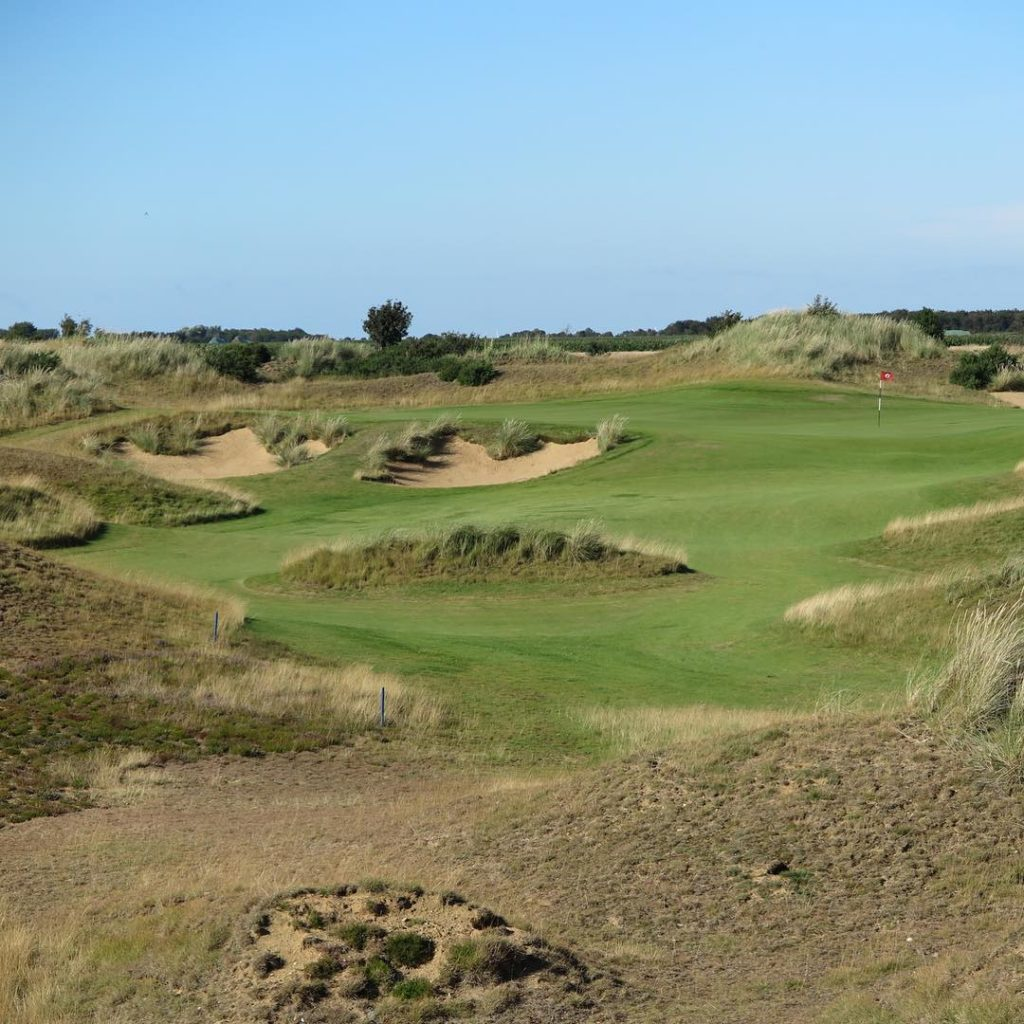 GC Fhr Fhr Island Germany Nice Links style course inhellip