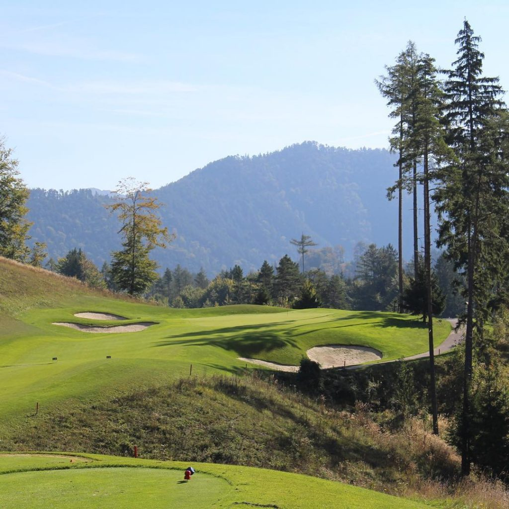 GC Adamstal Niedersterreich Austria One of the best courses inhellip