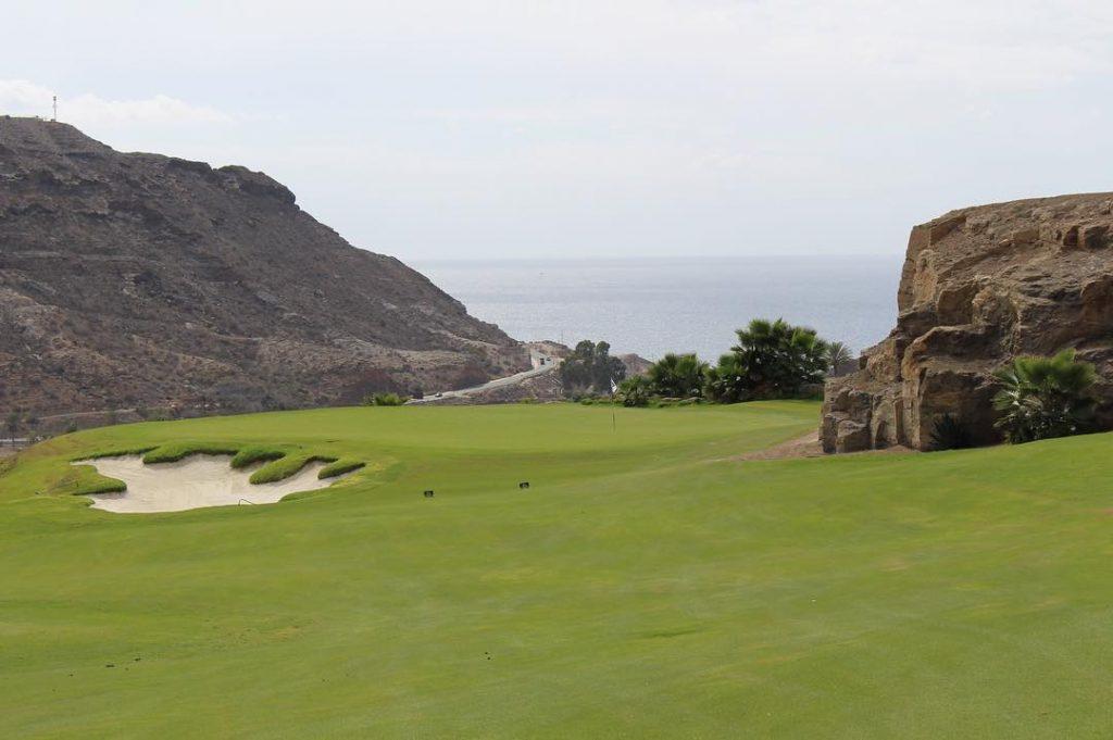 Anfi Tauro Golf Gran Canaria Spain Nice and partly spectecularhellip
