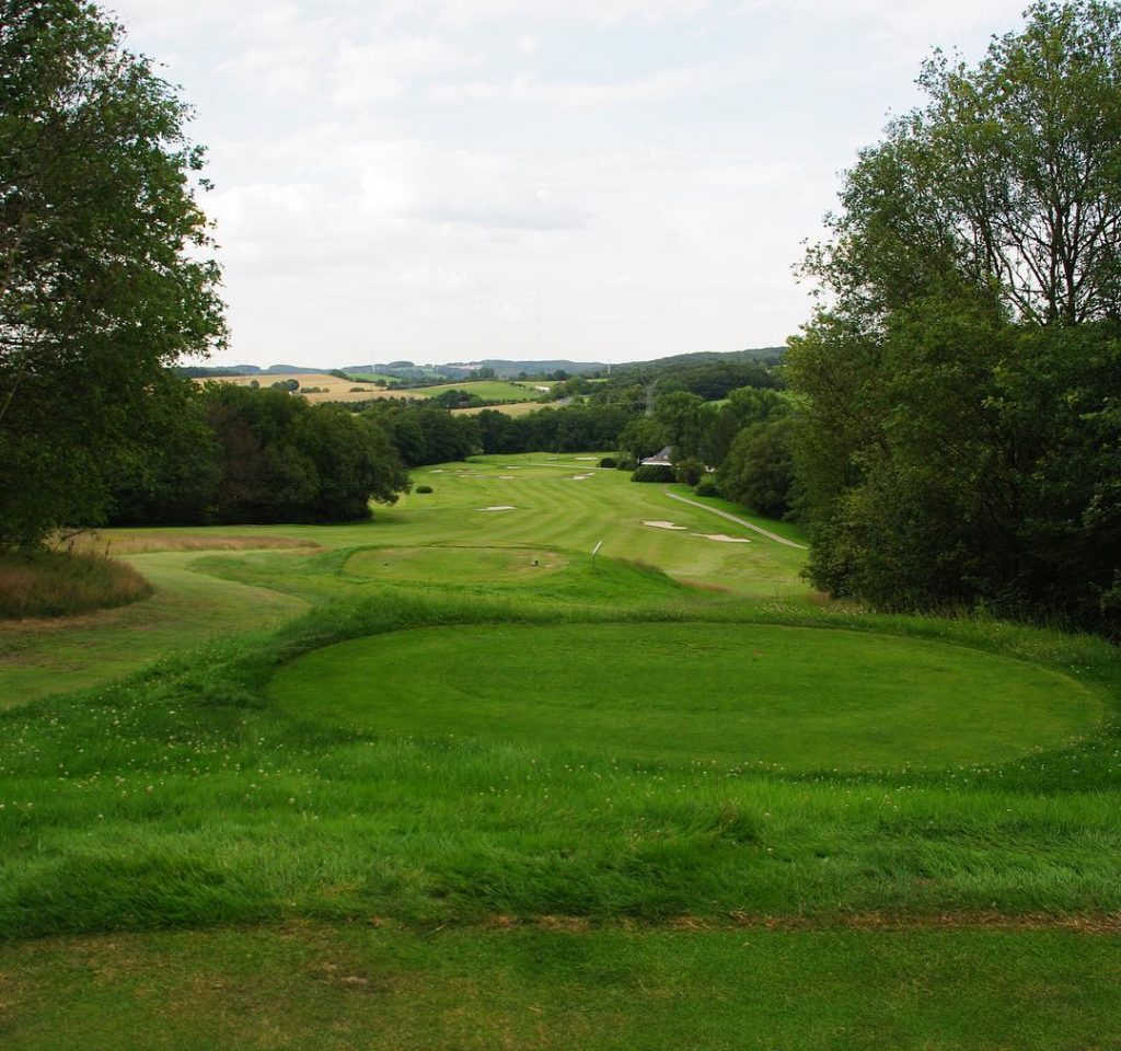 GC Bergisch Land Wuppertal Germany Classic course from 1929 golfhellip