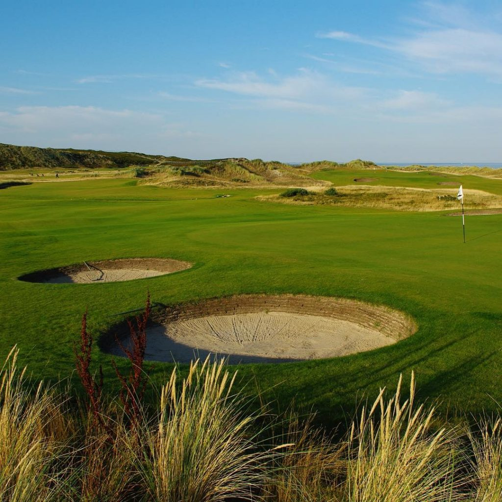 Budersand GC Sylt Germany One of the best courses inhellip