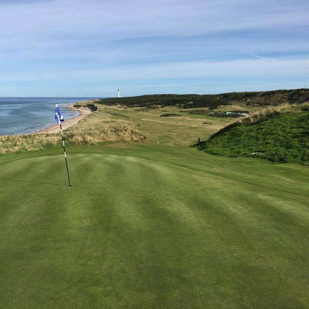 Covesea Links A fun 9holer between Lossiemouth and Hopeman Payhellip