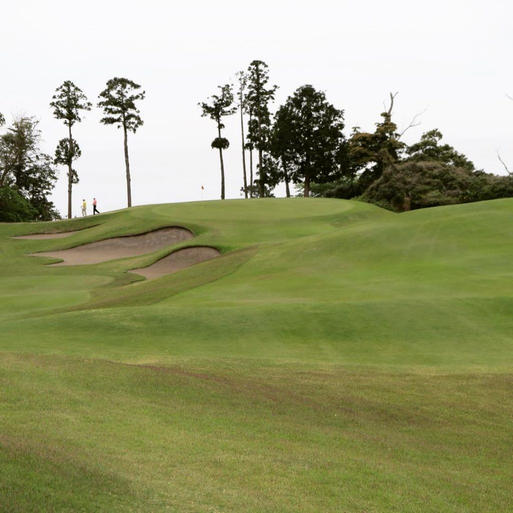 Kawana Fuji Course Izu Peninsula Japan The wonderful short Parhellip