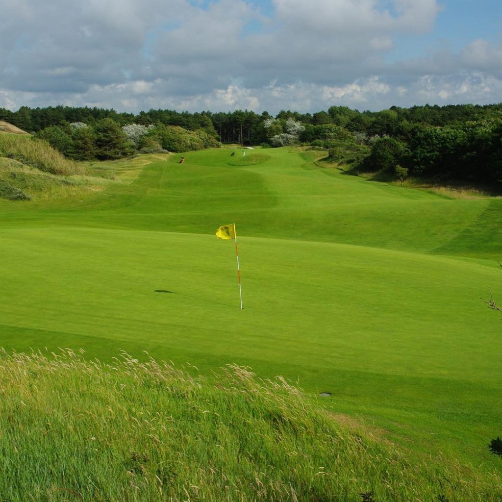 Noordwijkse A great links course close to Amsterdam golf golfcoursehellip