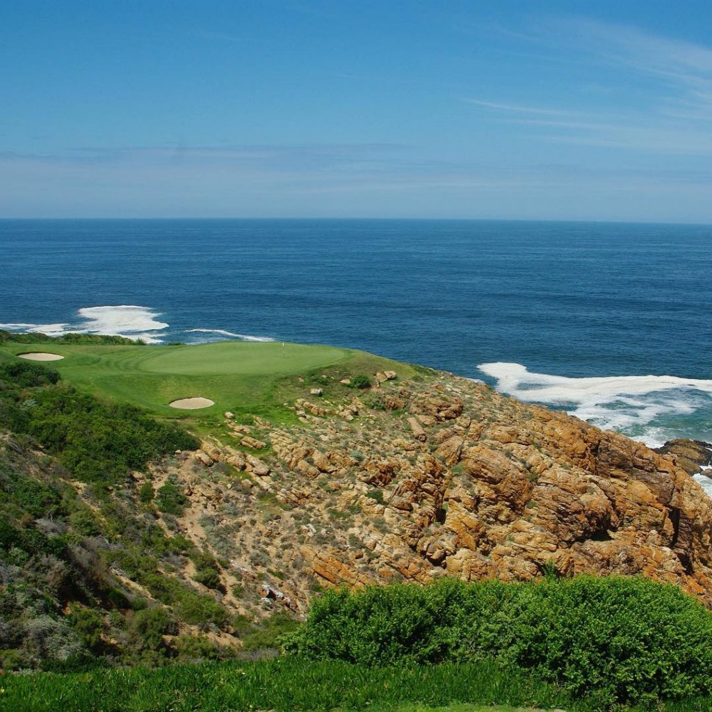 Pinnacle Point Mossel Bay South Africa A quite spectacular coursehellip