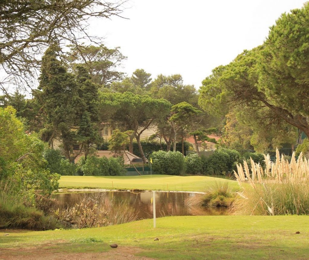 Estoril Golf Club Portugal A short but nice classic golfhellip