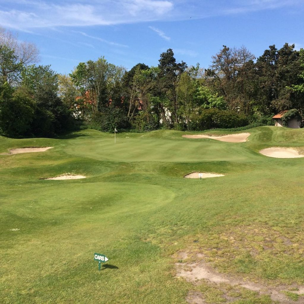 Royal Zoute is one of the best courses in Belgiumhellip