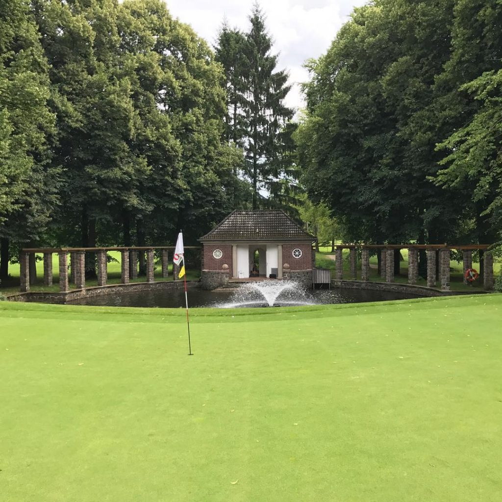 GC Hamburg Walddrfer One of the Top 50 courses inhellip