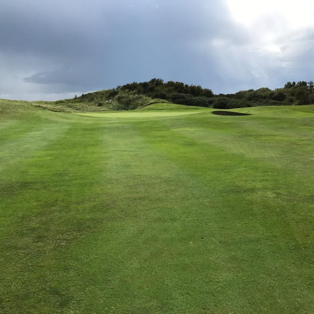 Seacroft is a very nice Links which is due tohellip