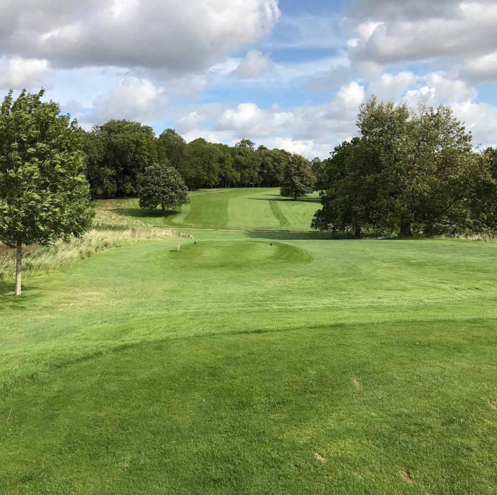 Blankney GC A reasonable course in the middle of Lincolnshirehellip