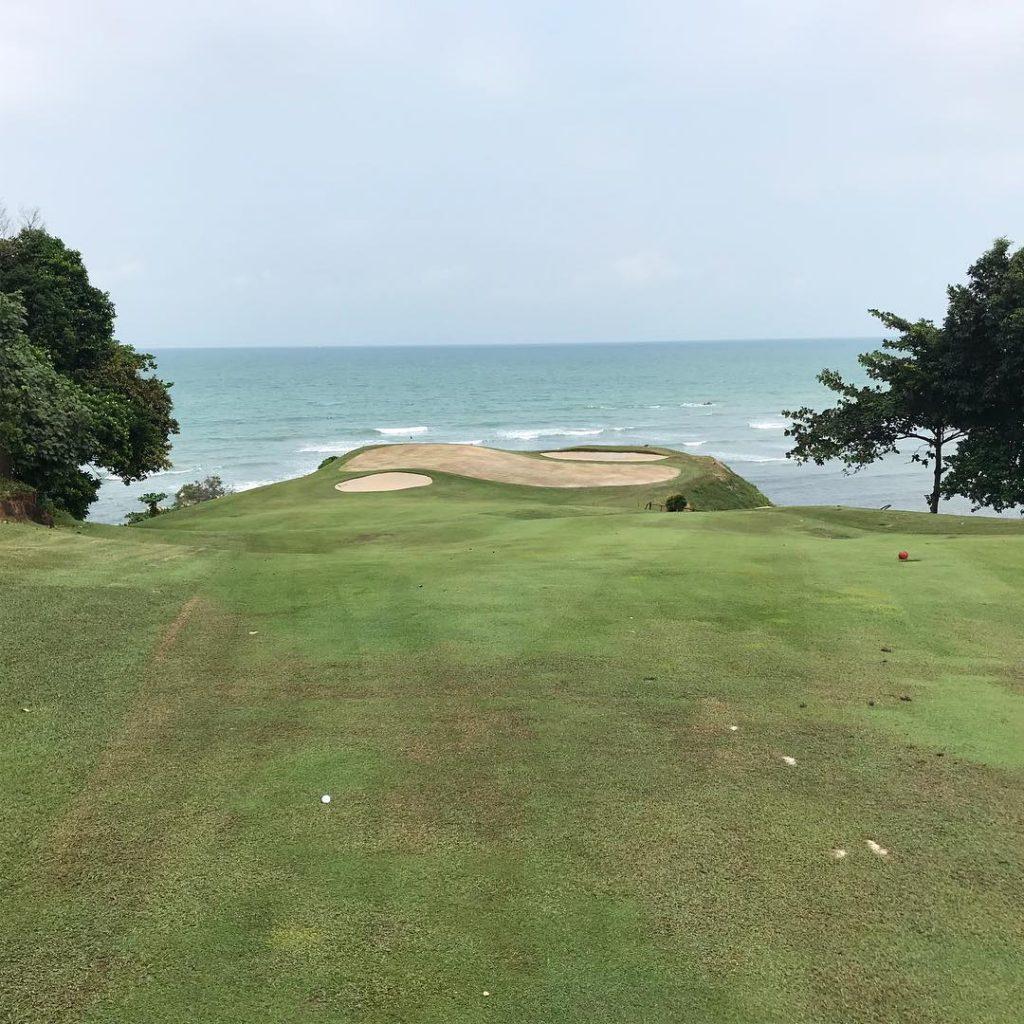 Ria Bintan GC Ocean Course  Indonesia A Gary Playerhellip
