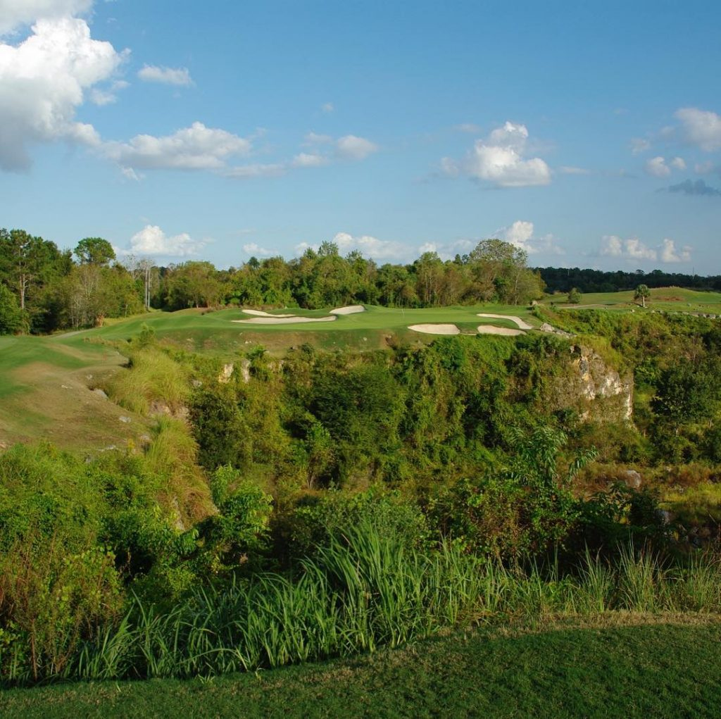 The Quarry at Black Diamond GC Lecanto Florida Hole 13hellip