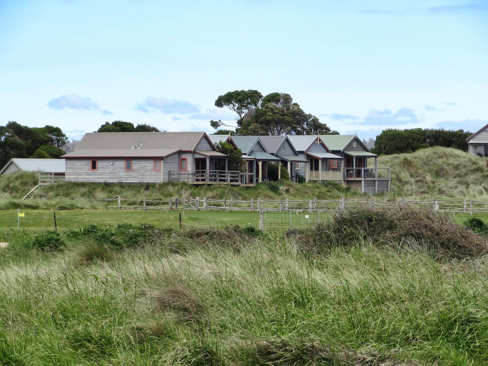 Die Lodges on site