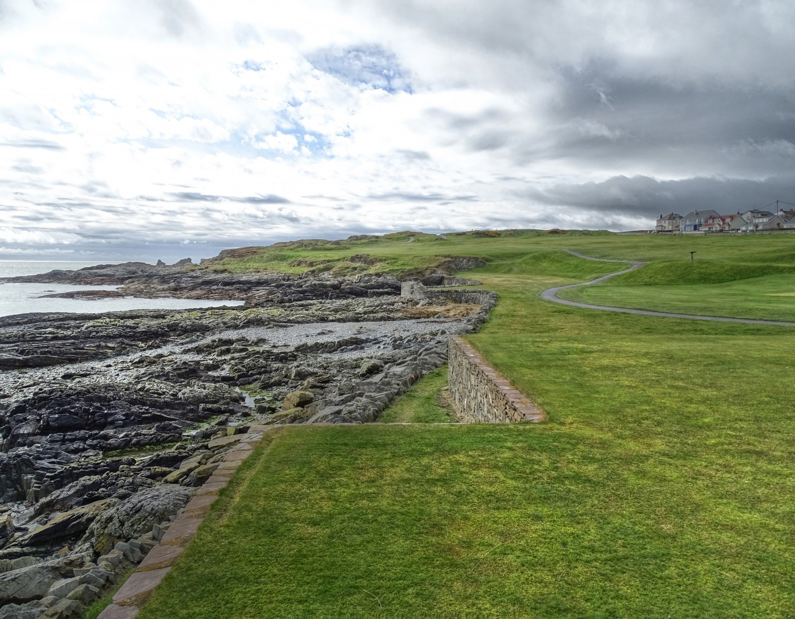 Ardglass Golf Club, Tee 1
