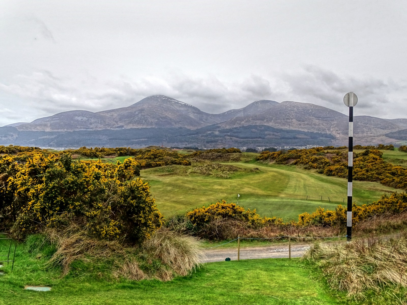 Royal County Down, Bahn 13