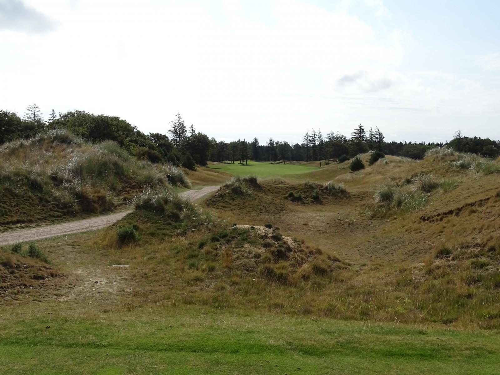 Golf Club Foehr, Blau 7