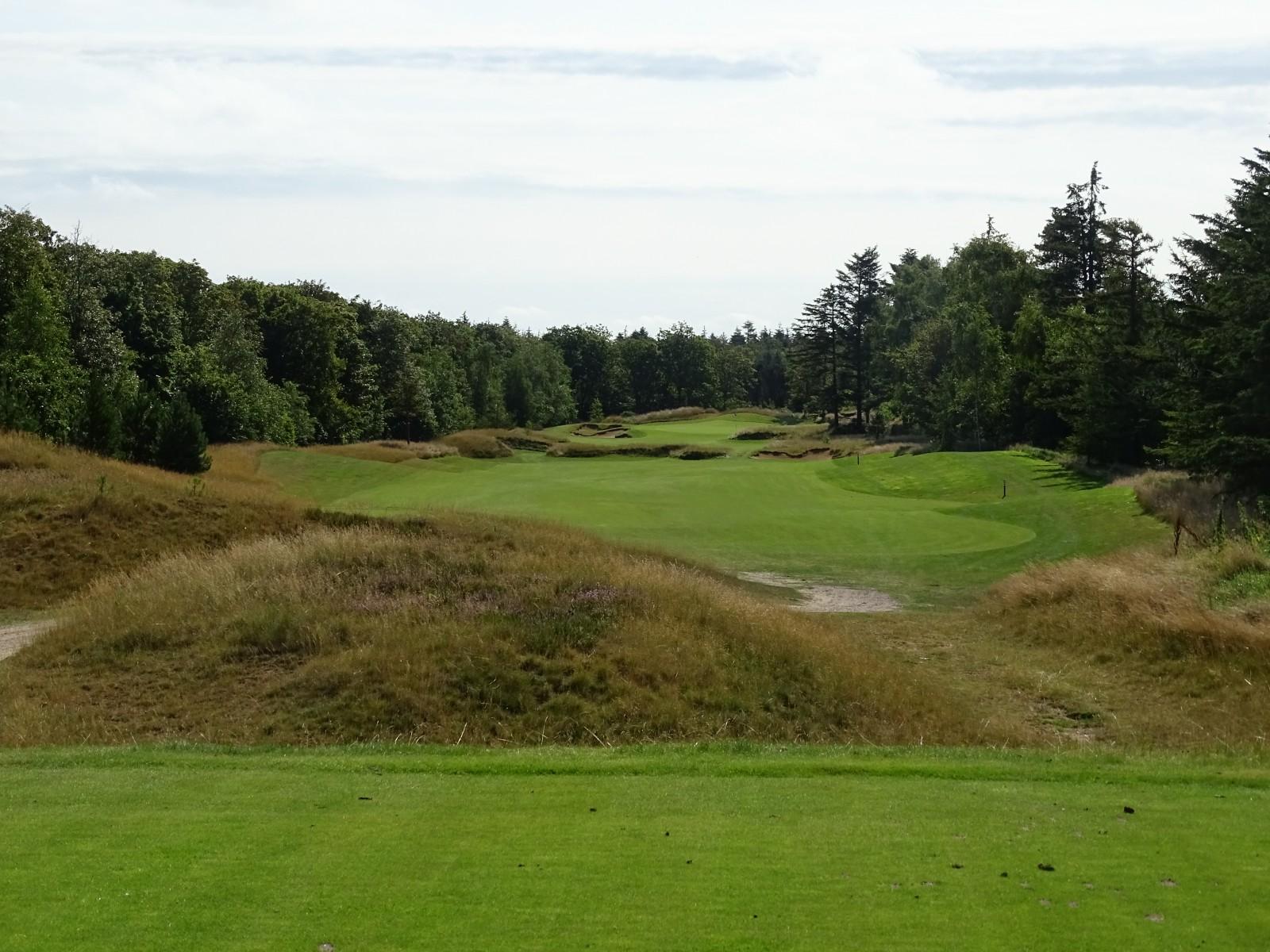 Golf Club Foehr: Blau 8