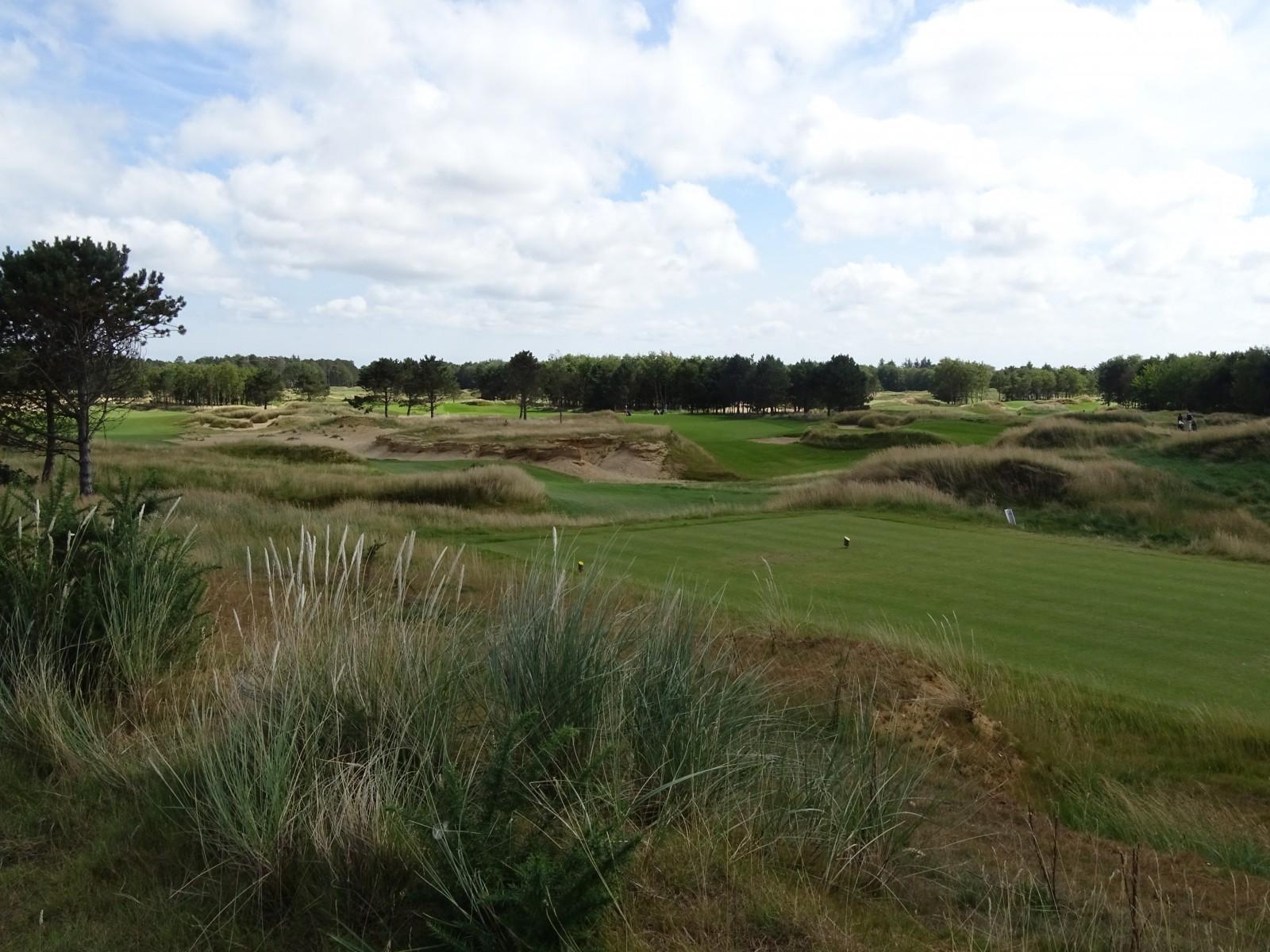 Golf Club Foehr: Blau 6