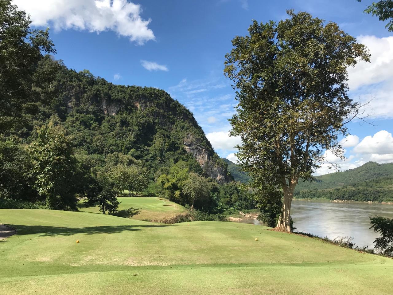 Luang Prabang GC, Loch 17