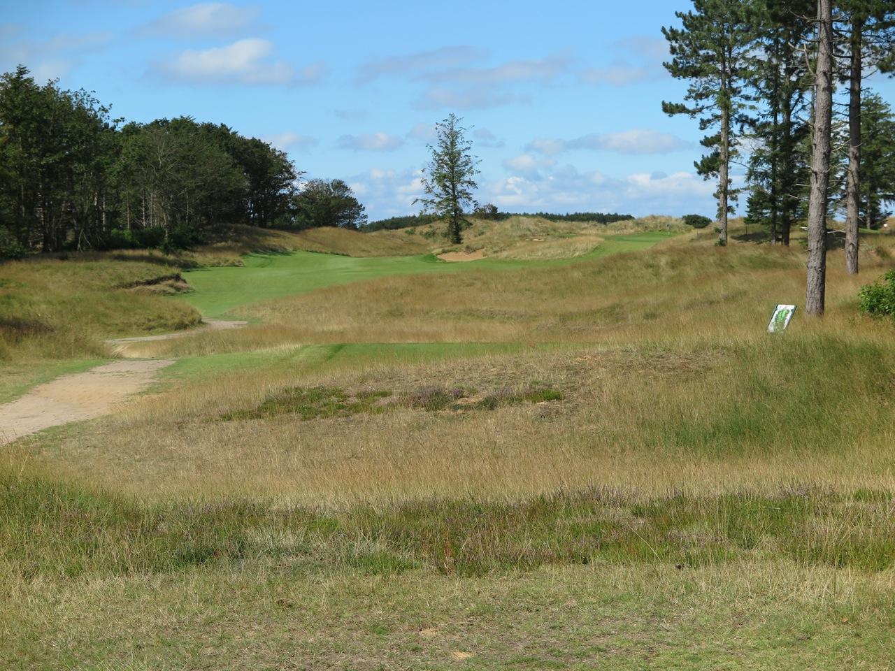 Golf Club Foehr: Blau 3