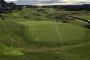 Moray Old Course – Lauter gehts kaum
