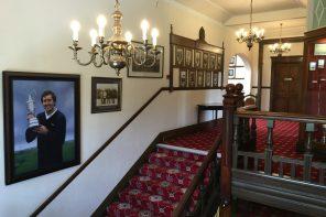 Royal Lytham & St. Annes – Das Clubhaus
