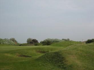 Burnham & Berrow Grün 16