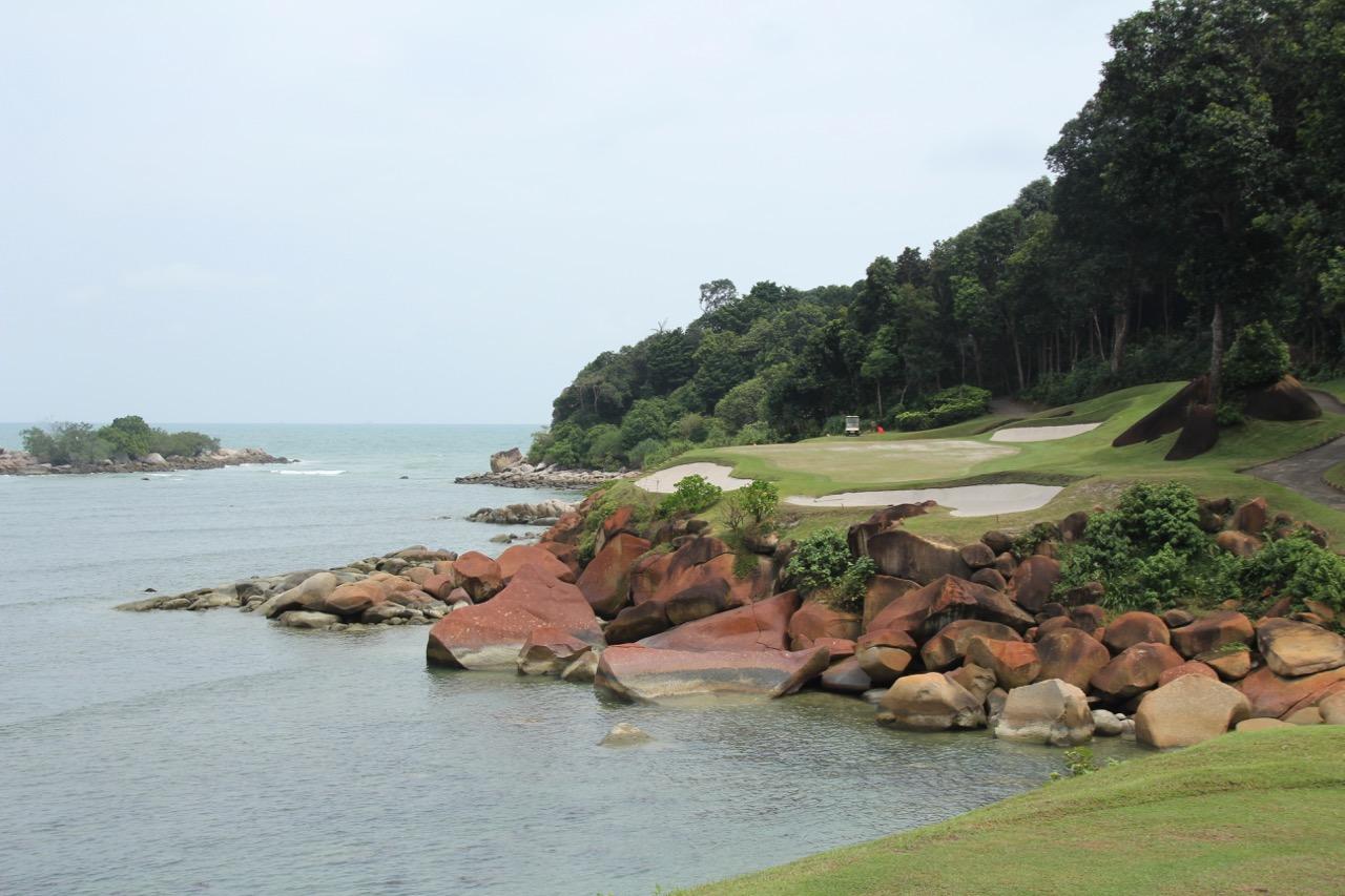 Ria Bintan, Ocean Course, Loch 9