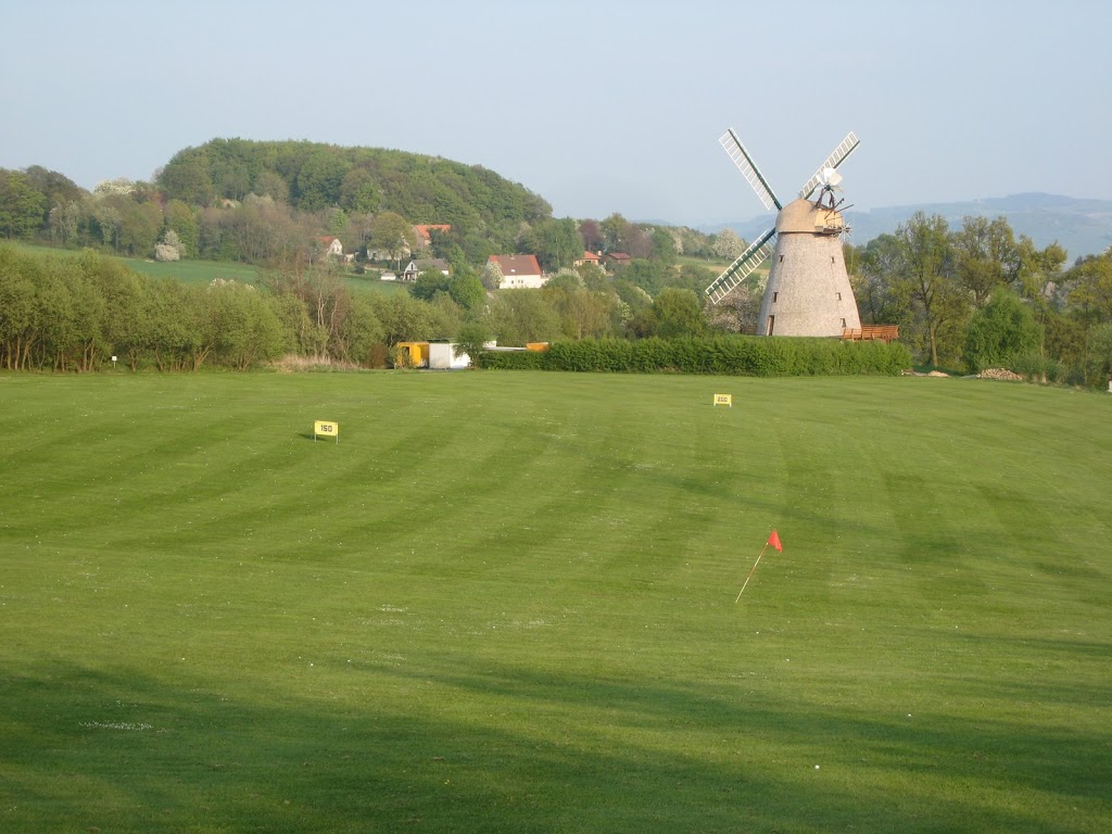 Die Range mit der Mühle