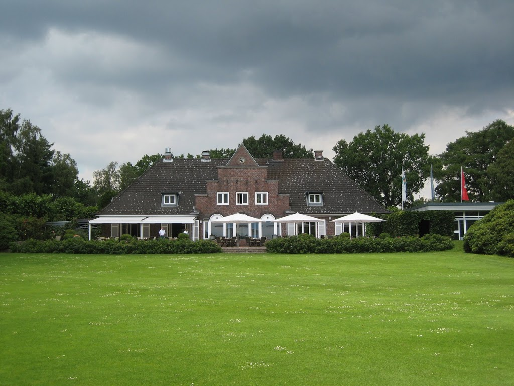 Das schöne Clubhaus