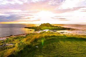 Lofoten Golf Links – Golf zur Mitternacht