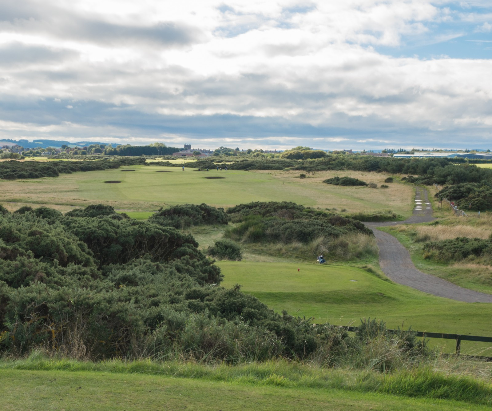 Montrose Golf Links, Loch 10