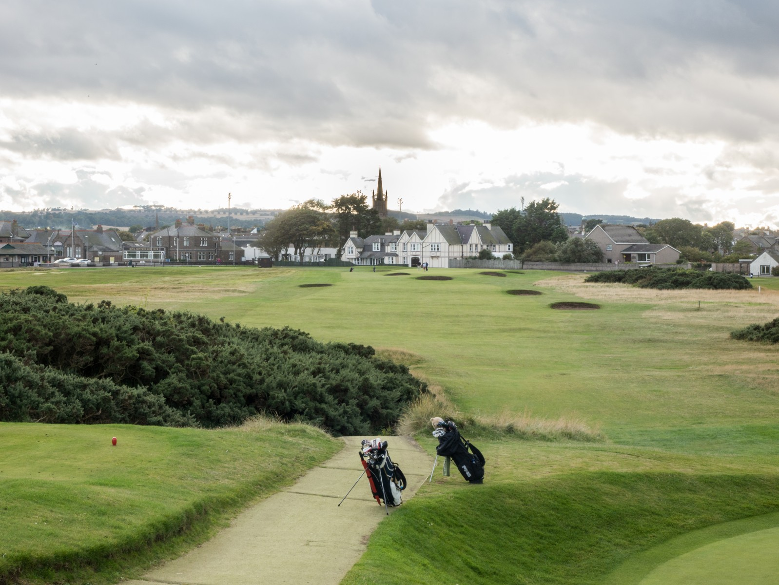 Montrose Golf Links, Loch 13