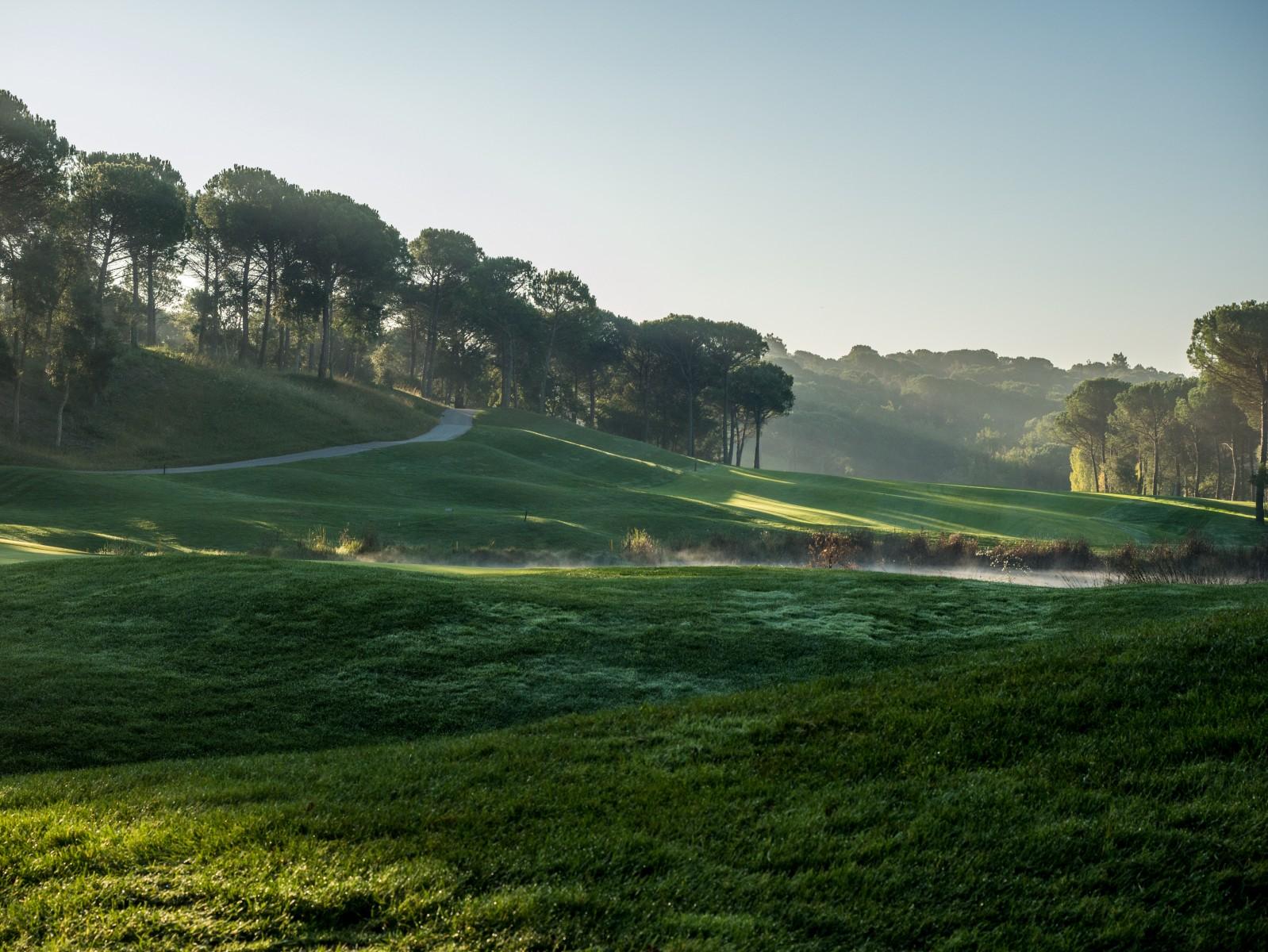 PGA Catalunya Stadium Course: An Loch 6 geht es hoch