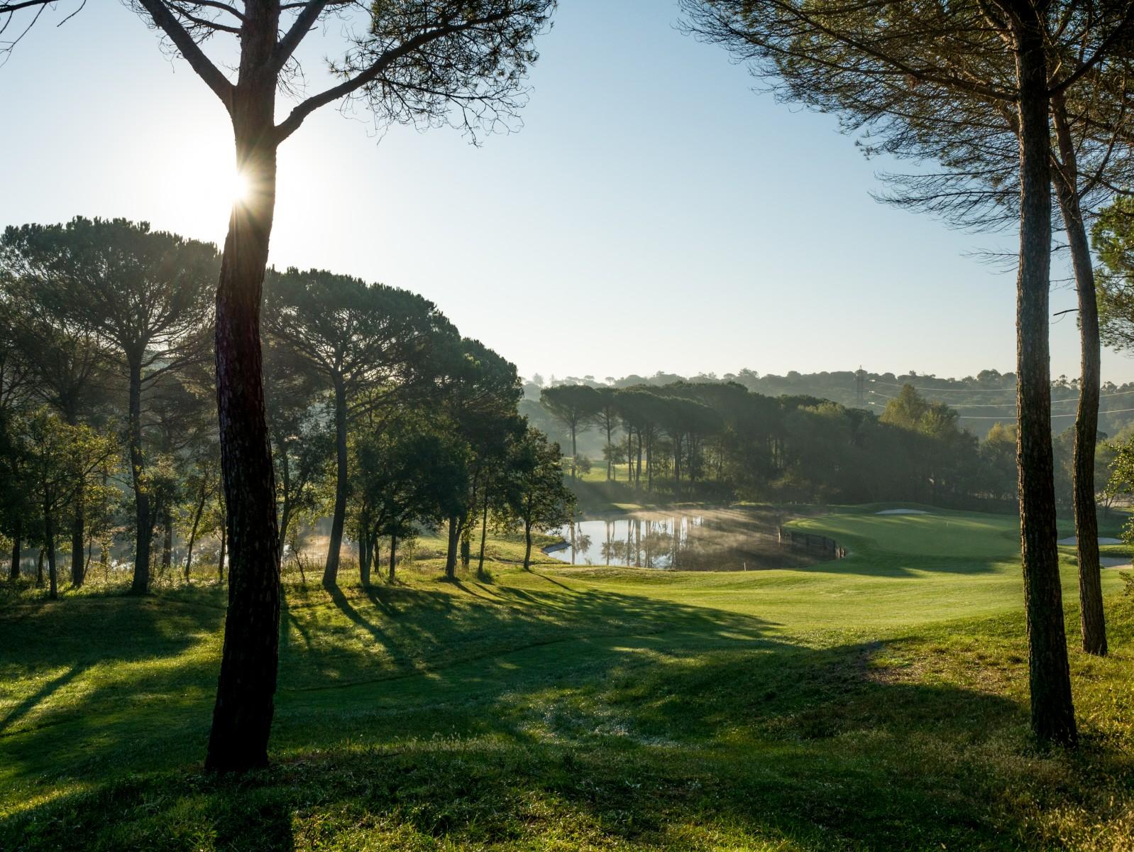PGA Catalunya Stadium Course: Loch 5