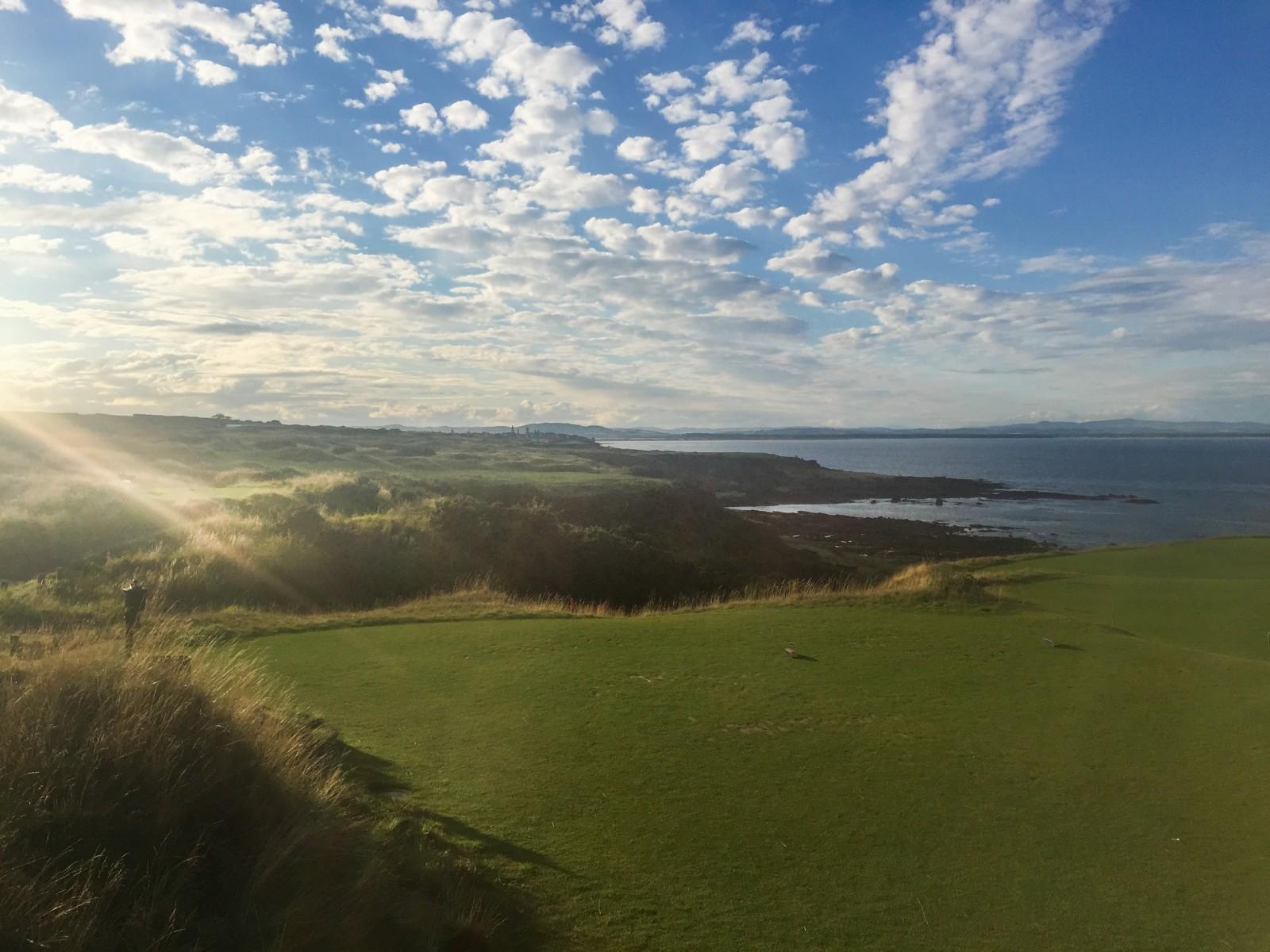 Castle Course, Loch 17