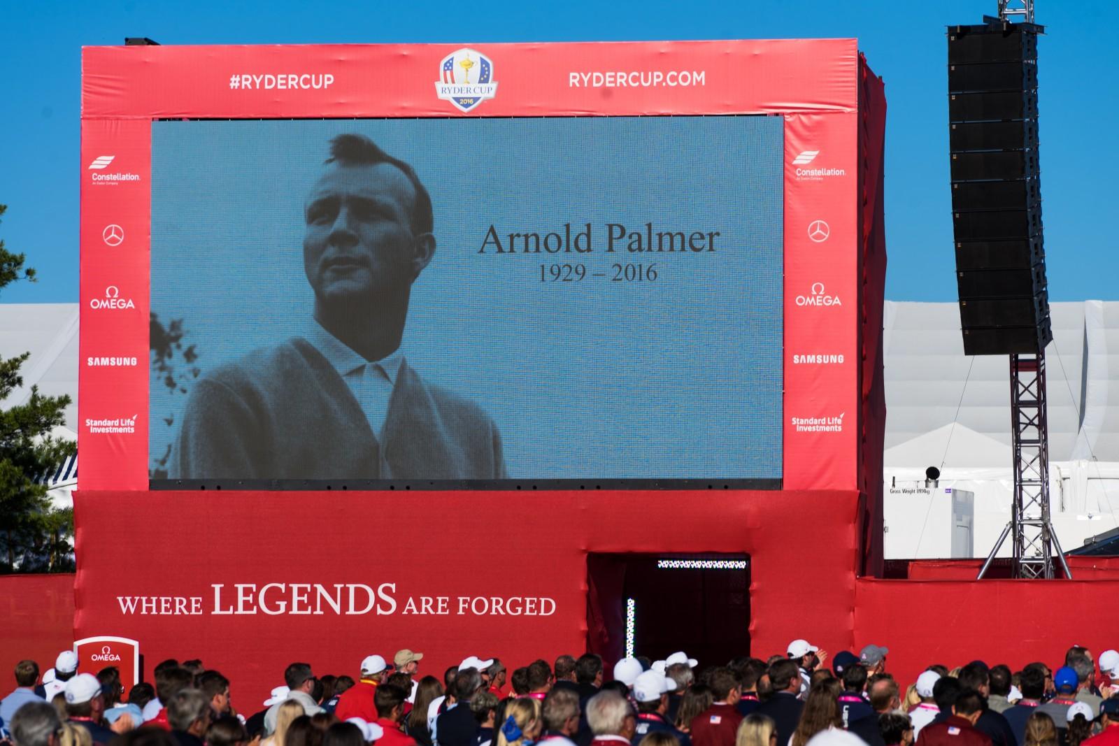 RIP Arnold Palmer