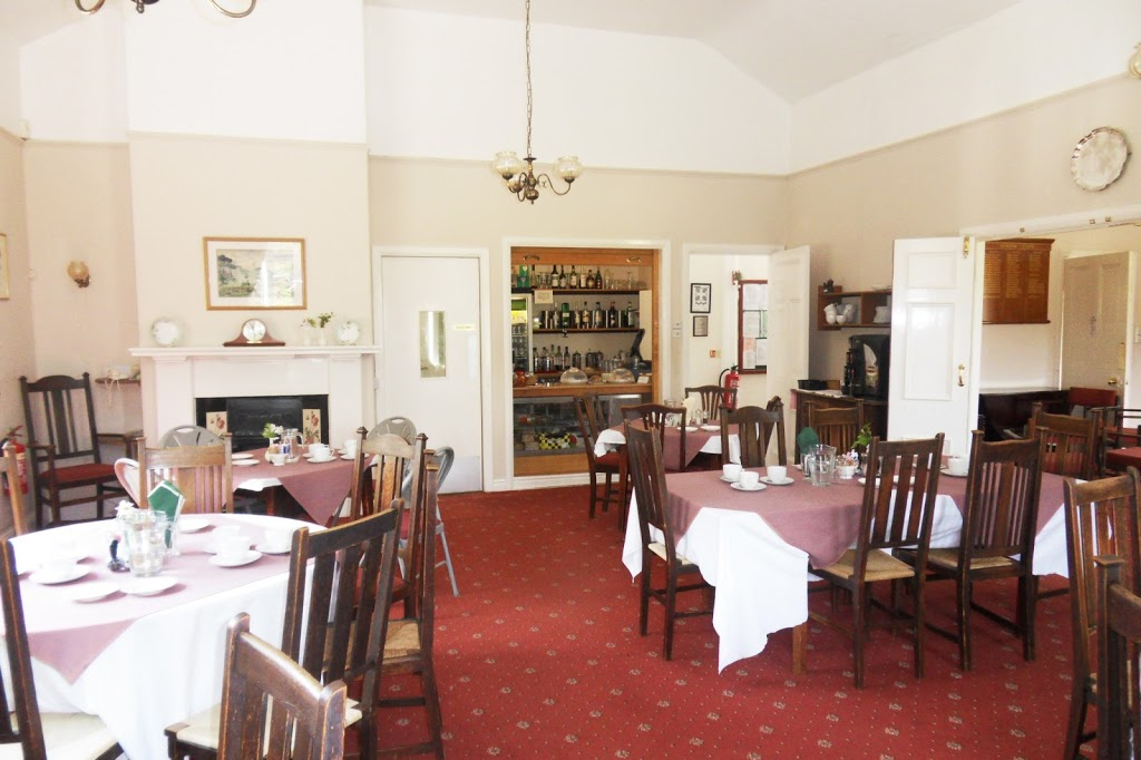 Im Dining Room
