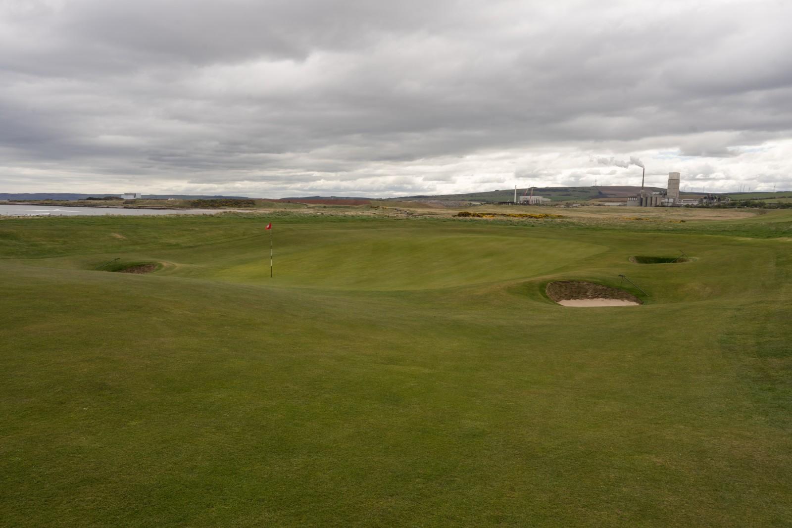 Dunbar Loch 13
