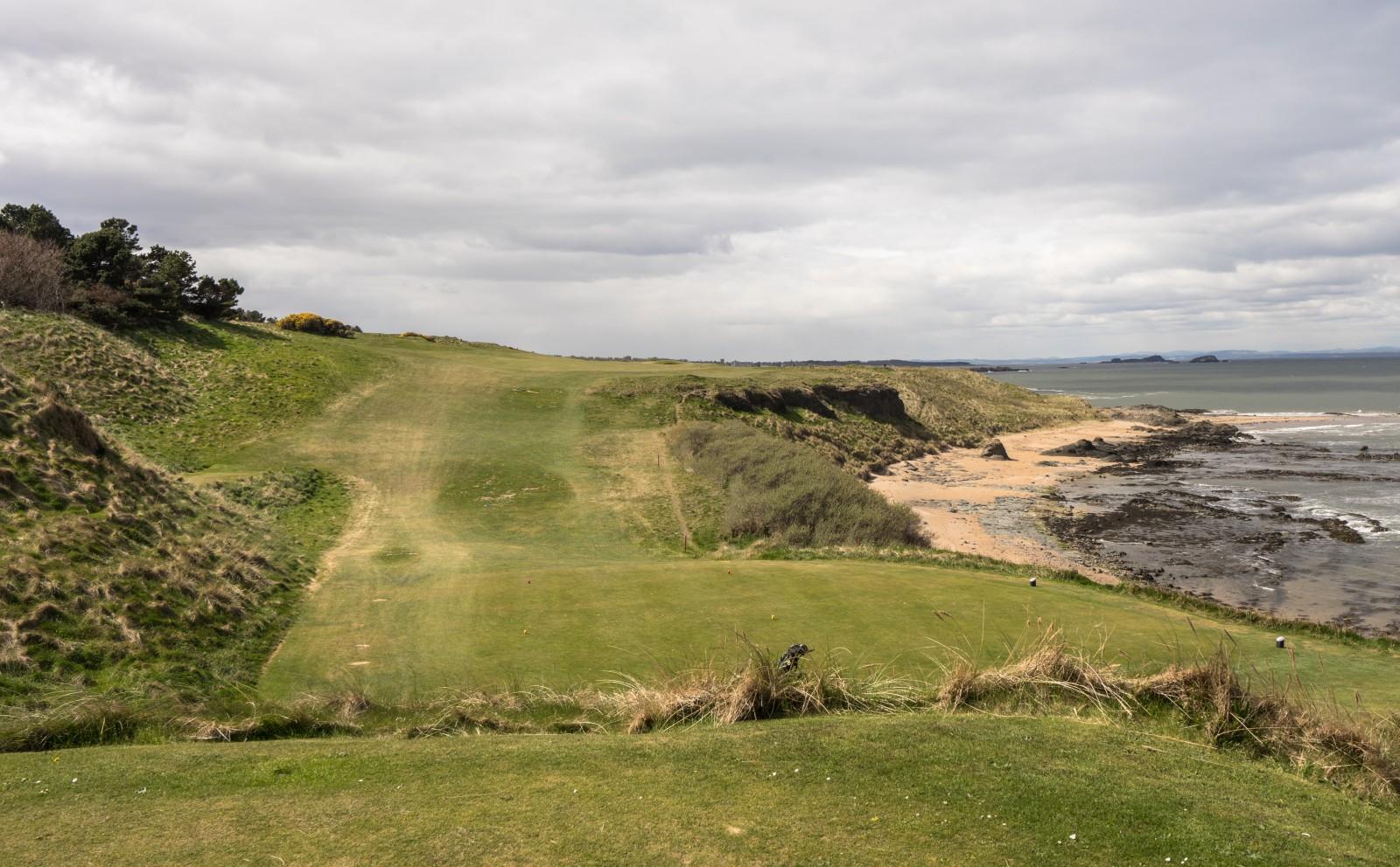 Glen Golf Club: Loch 14