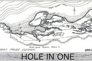 Hole in One: Föhr Blau 3