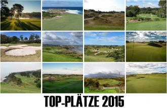 Unsere Top Plätze 2015