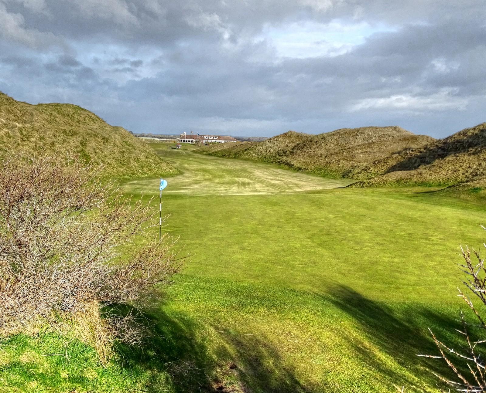 The Island Golf Club, Loch 1