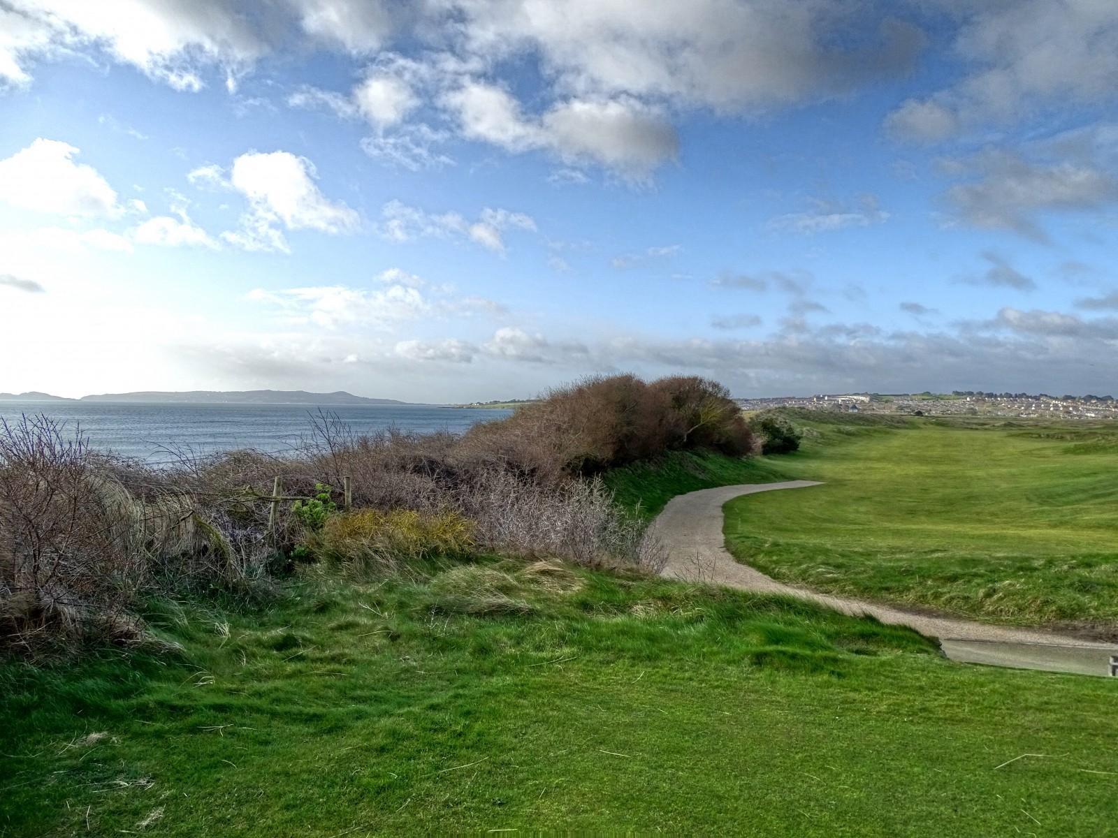 The Island Golf Club, Loch 3