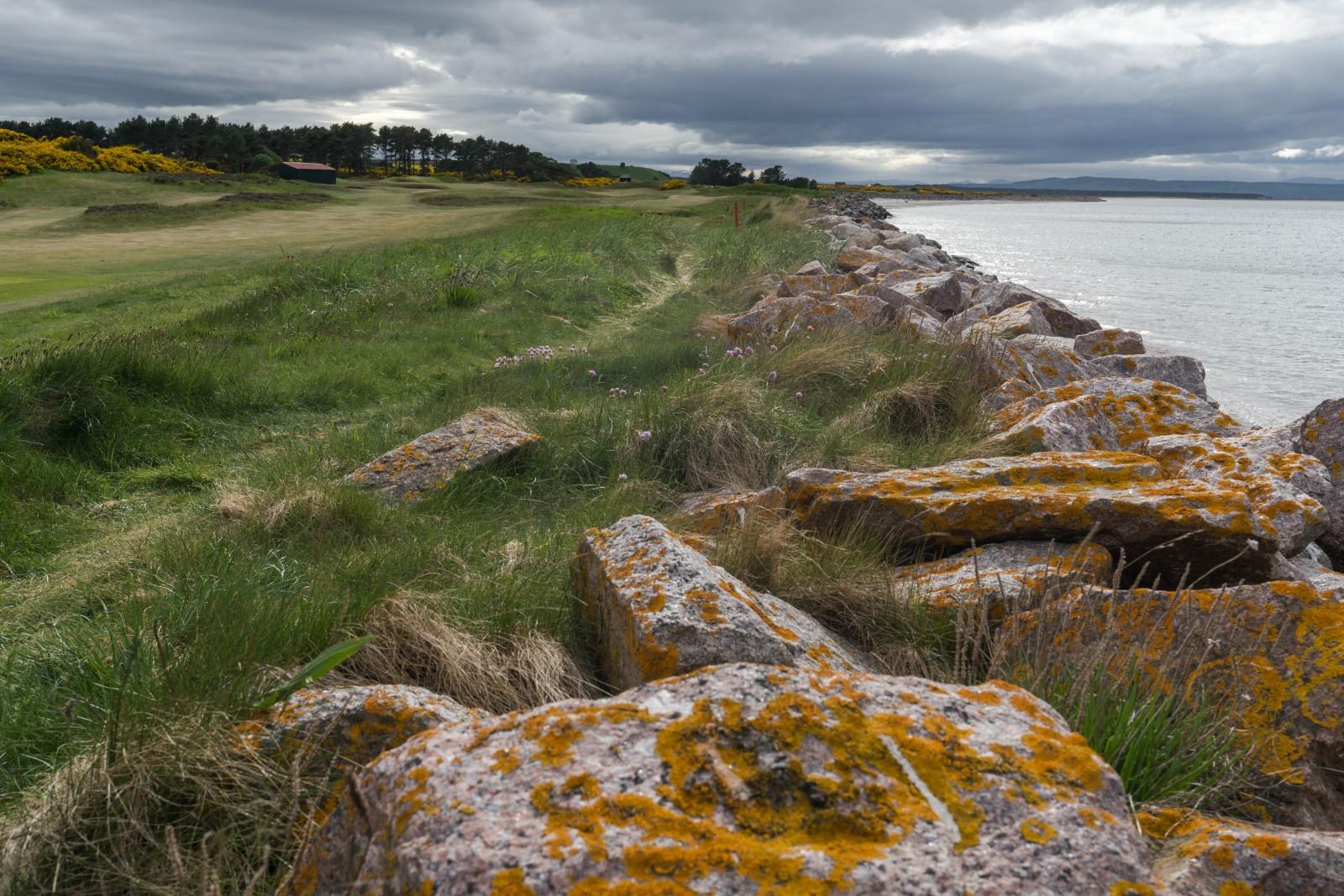 Nairn Golf Loch 2